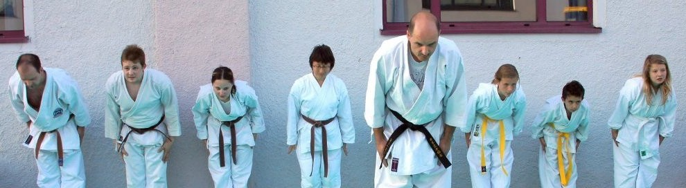Karate im TSV Haunstetten